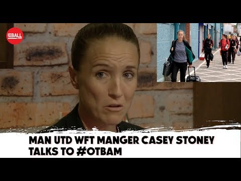 'Sport saved my life' | Man Utd boss Casey Stoney on the future of women's sport