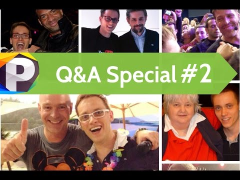 Special Q&A Session #2 - Live Community Interaction, Antwort