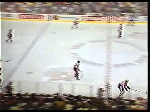 NHL All Star Game - 1990 (Part 6 of 7) - Swedish commentators