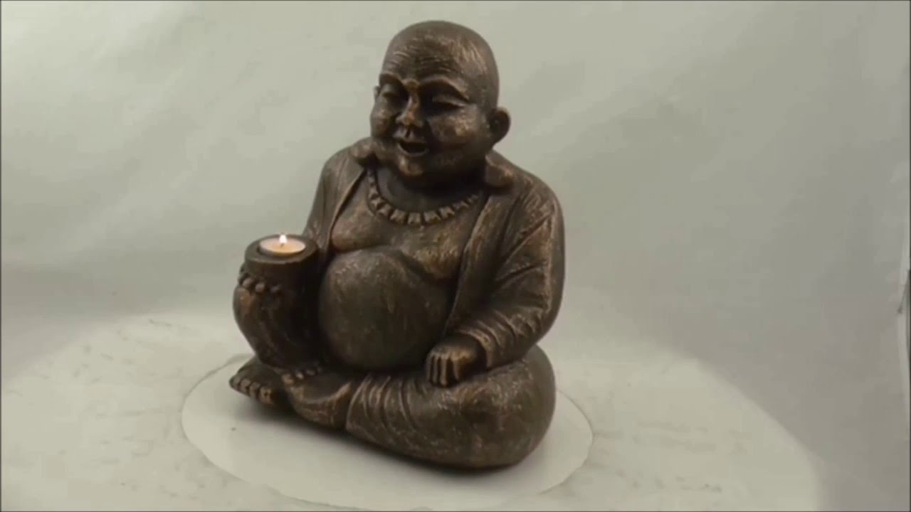 legendurn buddha urn with a candle buddha urne mit kerze boeddha urn met waxinelichtje 200023. Black Bedroom Furniture Sets. Home Design Ideas