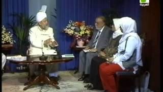 Liqa Ma'al Arab 20 August 1994 Question/Answer English/Arabic Islam Ahmadiyya