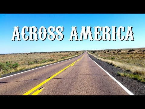 A Ride Across America: The Great Plains - Full Documentary (NM, TX) - S2