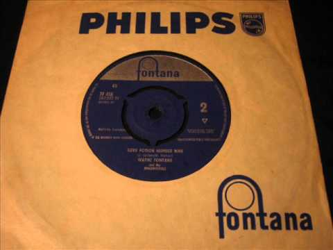 Wayne Fontana & the Mindbenders  Love potion number 9