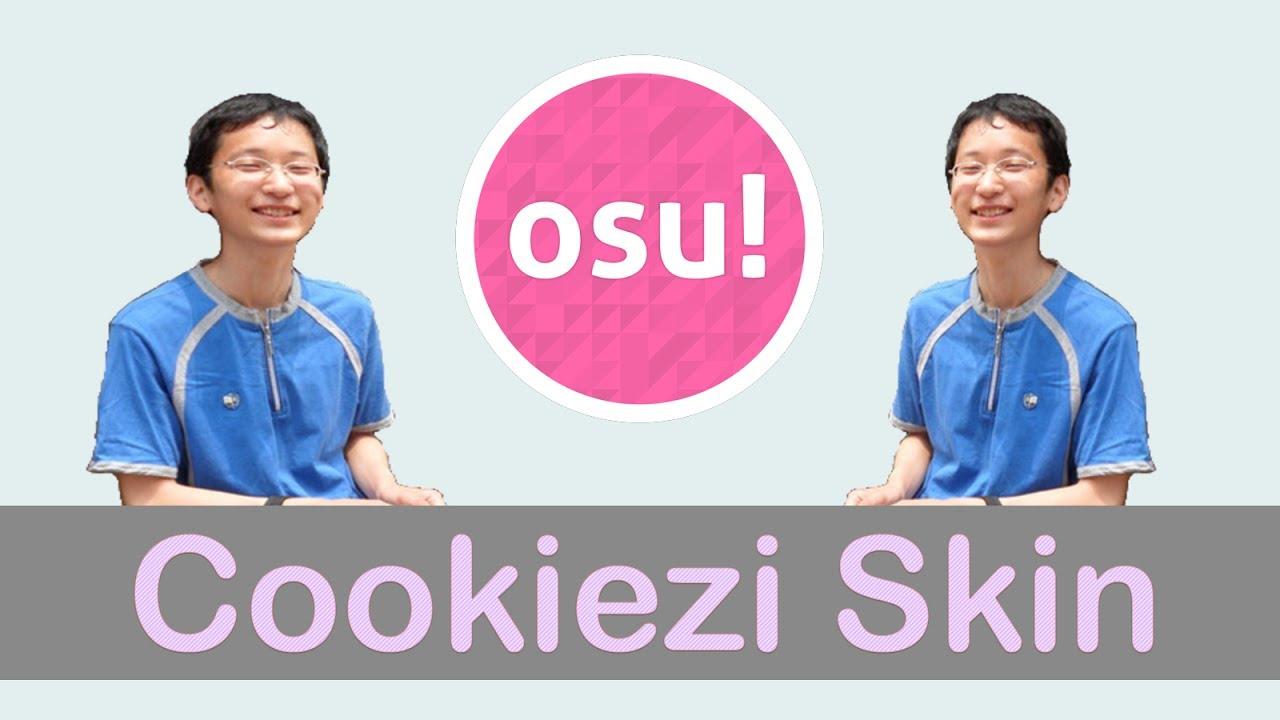 Cookiezi Skin Osu - 0425