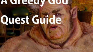 The Witcher 3 A Greedy God Quest Guide Enhanced Hanged Man