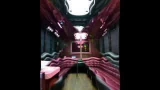 Crystal Coach Limousines - 20 Passenger Limousine Party Bus