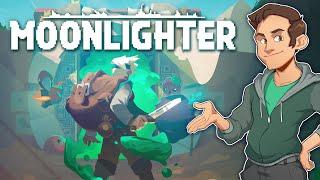 Moonlighter - Dan the Dungeon-Diving Dealer