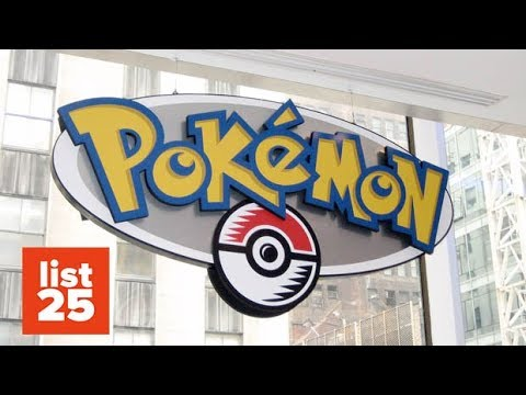 25 Most POWERFUL Pokemon Ever Created