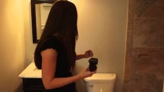No Touch Toilet