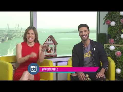 Victor Manuelle entrevista con Trendiando Colombia