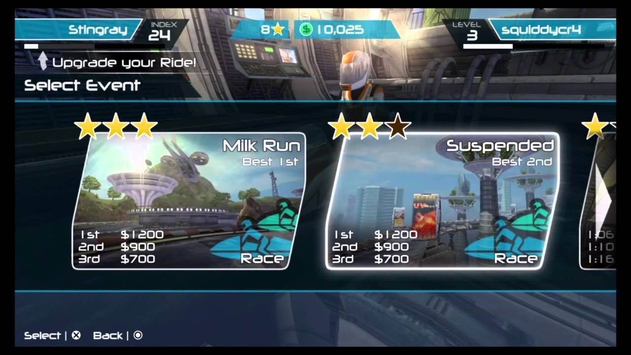 Riptide Gp2 Ps4 Video Review Playstation Country Youtube