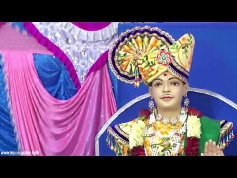 Bhuj Mandir - Samuh Shreemad Bhagwat Katha 2018 - Day 3 Morning