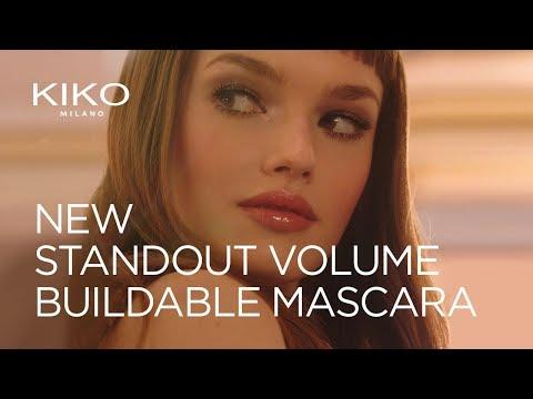 Kiko Milano - New Standout Buildable Mascara