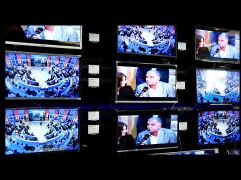 Crestomație de manipulare.  Posturile TV din Federația rusă