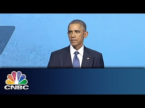 If China-US work together, the world benefits: Obama | APEC Summit 2014 | CNBC International