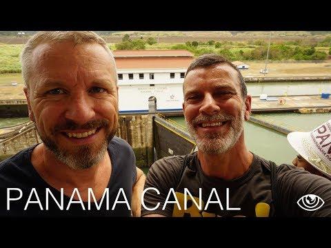 Panama Canal / Panama Travel Vlog #179 / The Way We Saw It