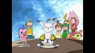 Digimon Adventure - Best Scene Ever (Gatomon