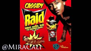 "Cassidy ""R.A.I.D."" (Meek Mill Diss) ALL NEW**** Cass & Meek w/ download link"