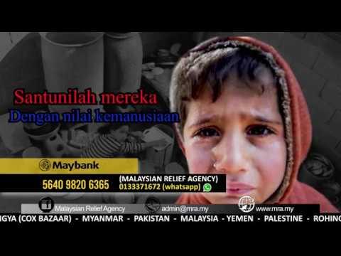 MRATV Kempen Infaq Ramadhan MRA