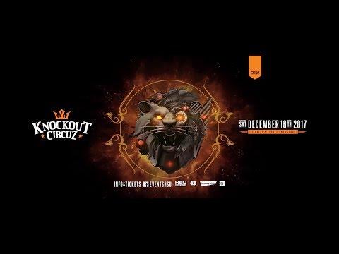 Showtek @ Knockout Circuz 2017  WarmUp Mix