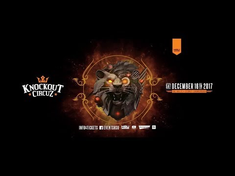 Showtek @ Knockout Circuz 2017 | Warm-Up Mix