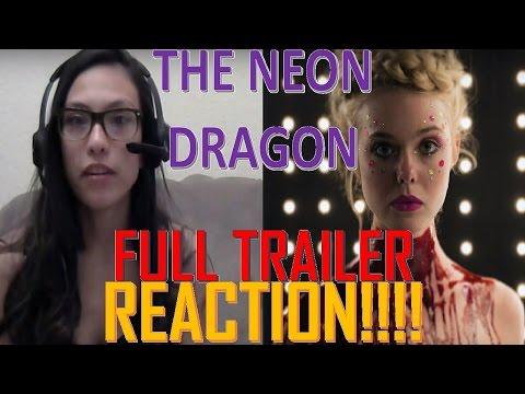 The Neon Demon Trailer REACTION
