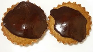 Как сделать шоколадную  глазурь для украшения торта