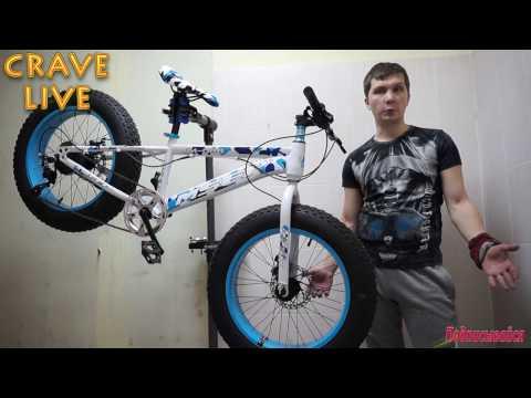 Обзор детского велосипеда ФЭТБАЙКА MSEP JM-088