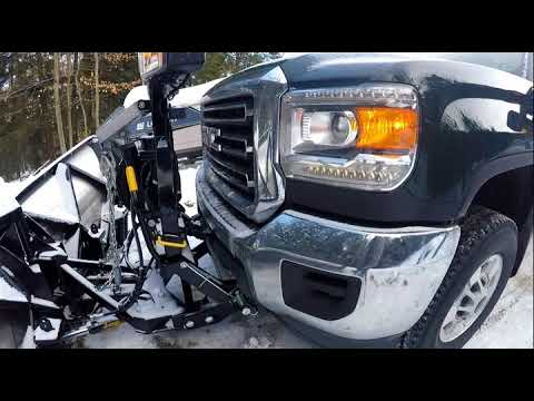 Fisher Plow, Install Hacks, Minute Mount 2