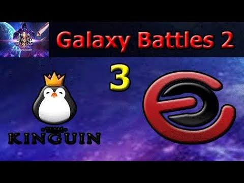 Kinguin vs Evil Corporation Game 3 | EU Semifinals | Galaxy Battles 2