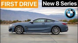 2019 BMW M850i xDrive FIRST DRIVE
