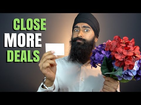 5 Steps To Close More Deals