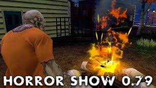 Крутое Обновление Horror Show 0.79! Все маньяки и выжившие в игре! как Horrorfield