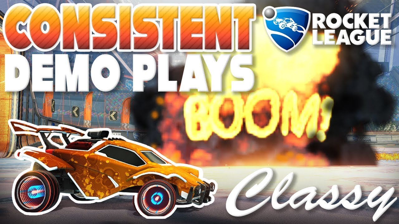 ROCKET LEAGUE | DEMOING EVERYONE | 1V1 COMPETITIVE - Sir Classy
