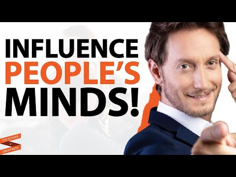 Influence Peoples Minds with Master Mentalist Lior Suchard (with Lewis Howes)