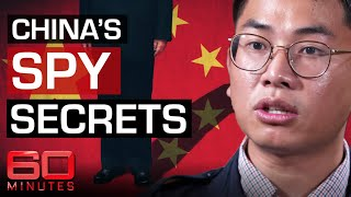 WORLD EXCLUSIVE: Chinese spy spills secrets to expose Communist espionage | 60 Minutes Australia