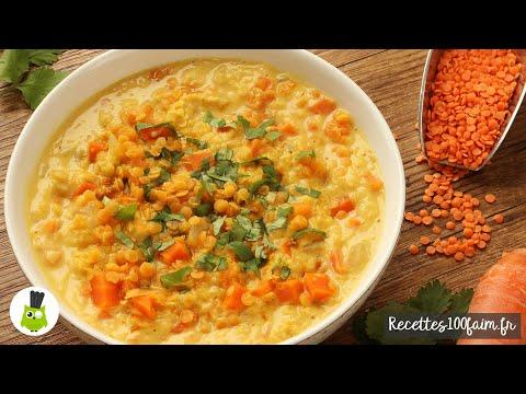 recette-|-dhal-de-lentilles-corail,-carottes,-coco-&-curry