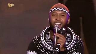 Vusi Nova As 39 phelelanga Feat. Jessica Mbangeni Live on Idols SA.mp3