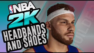 NBA 2K20 - Add Headband and Any Shoe to Any Player | DNA Tutorial