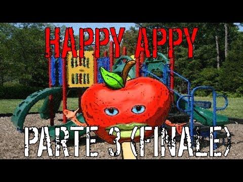 Creepypasta - Happy Appy (parte 3 FINALE) [ITA]