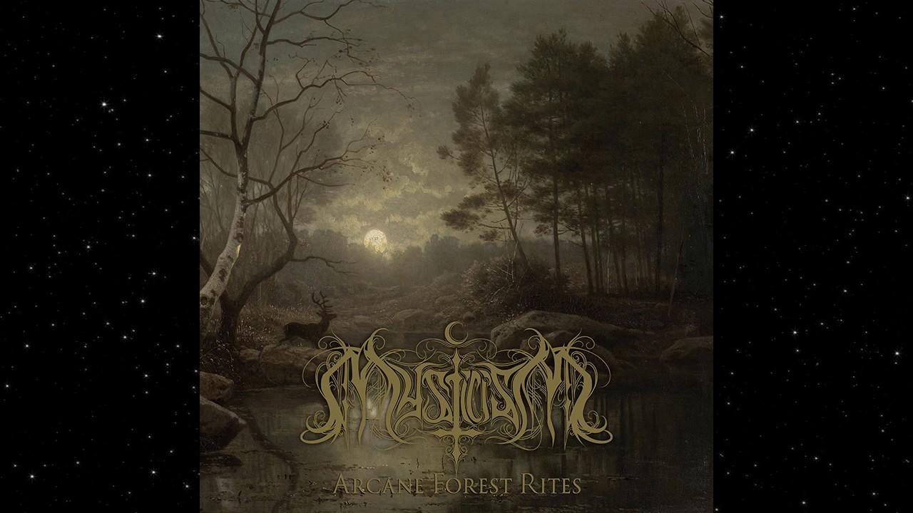 Mysticism - Arcane Forest Rites (Full Album) | Black Metal Amino