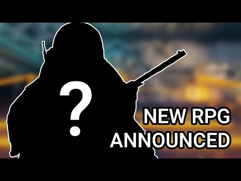 NEW RPG by Obsidian to be announced next week!