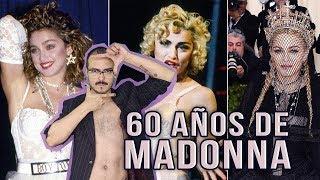 MADONNA 60 AÑOS DE MODA + #GIVEAWAY | GERARD CORTEZ