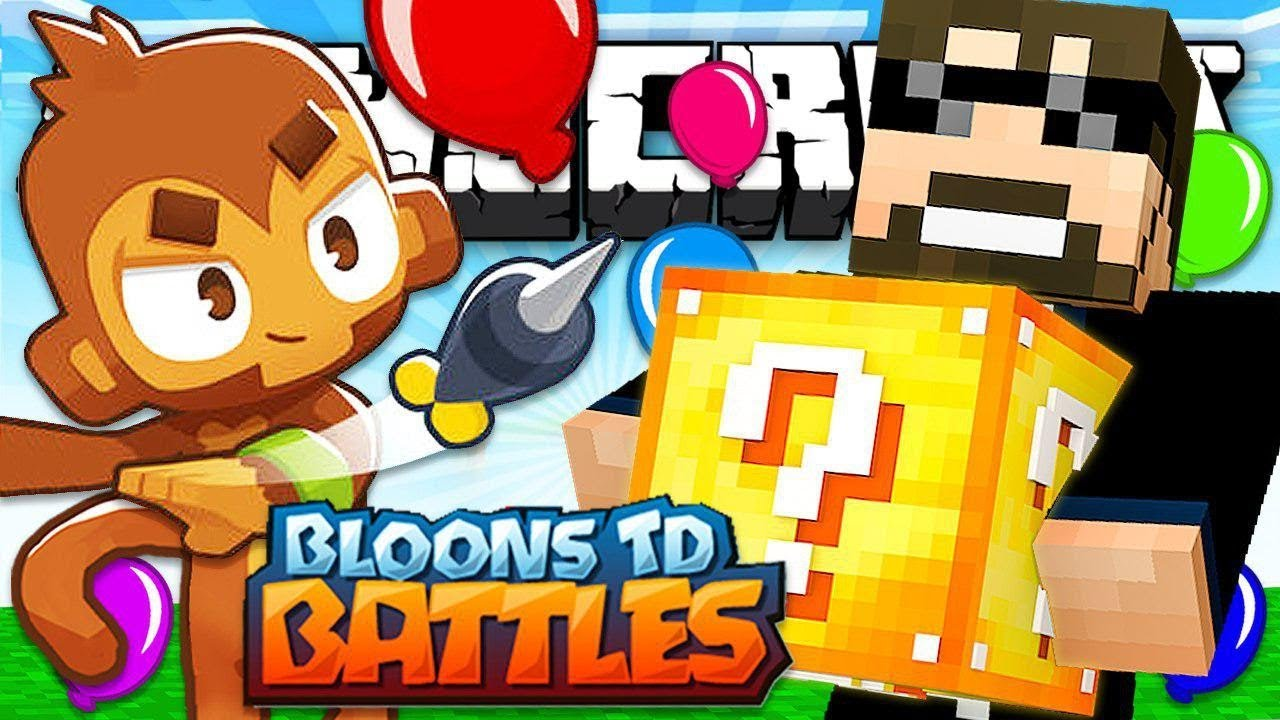 bloons-td-lucky-blocks-challenge-in-minecraft