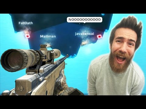 HOW DID I HIT THAT SNIPER SHOT?! | Shellshock #1