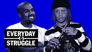 Trippie Wants Kanye to Put Up $30M, Is 'ASTROWORLD' Travis Scott's 'Graduation?'| Everyday Struggle