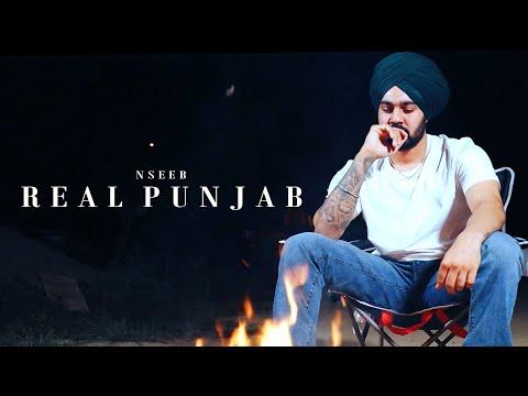 Real Punjab - NseeB | Gurkarn Chahal (Prod. By Vitamin & Jagga) | New Punjabi Songs 2020 | Rap Music