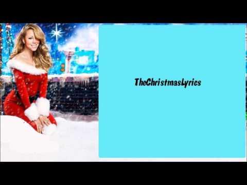 Mariah Carey - Here Comes Santa Claus / Housetop Celebration + Lyrics