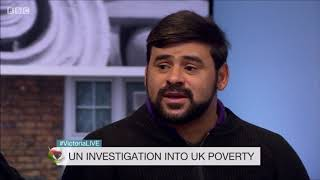 UN Investigation into UK Poverty