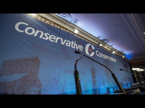 Second Conservative leadership candidates debate from Moncton, N.B.
